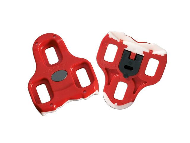 Look Kéo ARC Pedalplatten rot